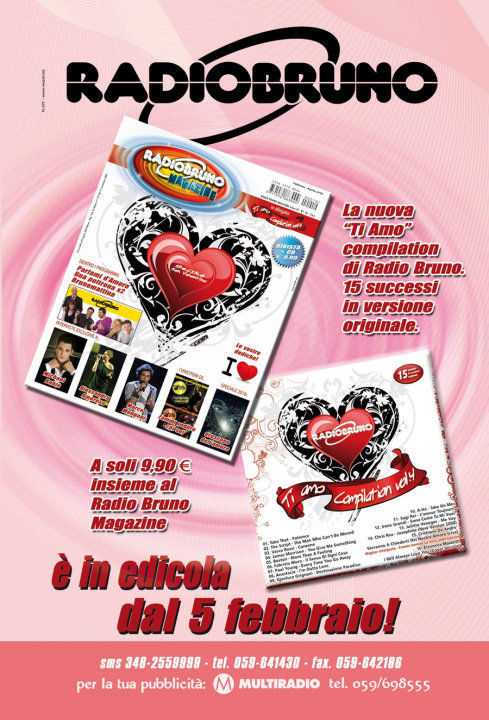 Ti Amo Compilation Vol.4