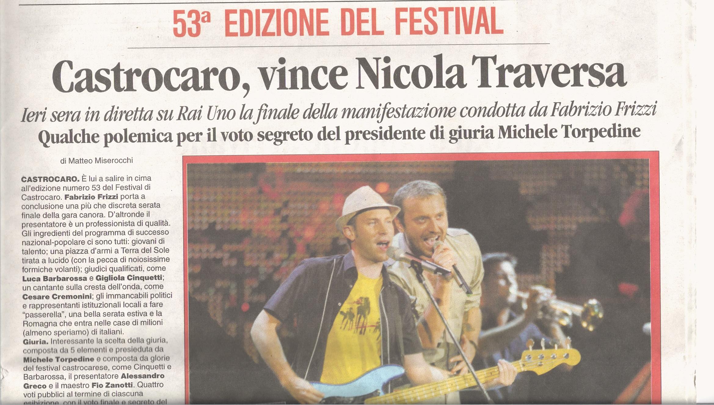 Corriere di Romagna, Fc, 17_07_2010 2