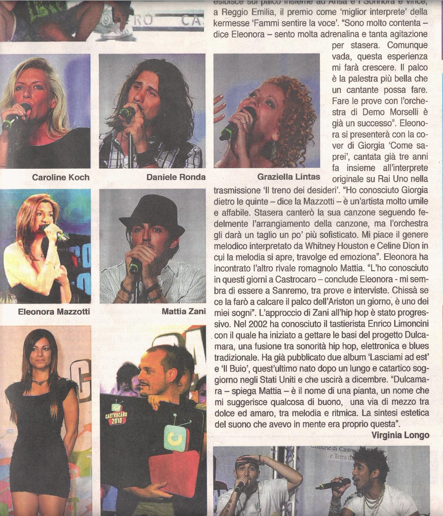 La Voce di Romagna, Fc, 16_07_2010 3