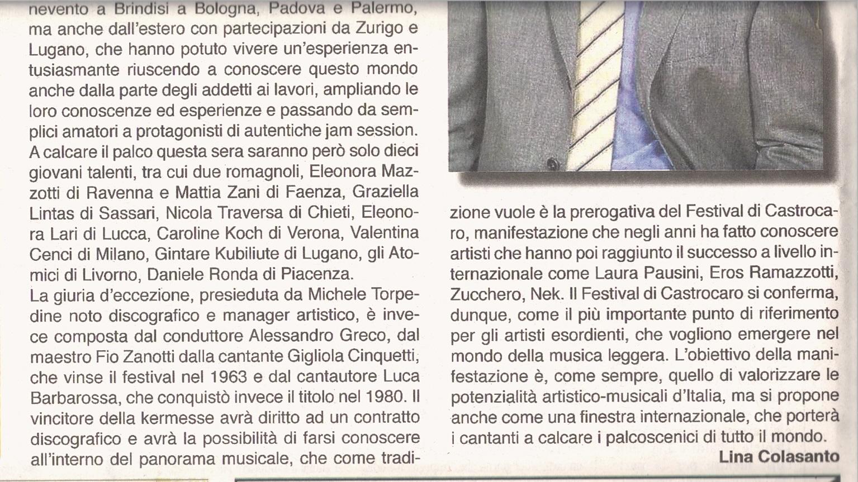 La Voce di Romagna, Fc, 16_07_2010, pag1 parte20001