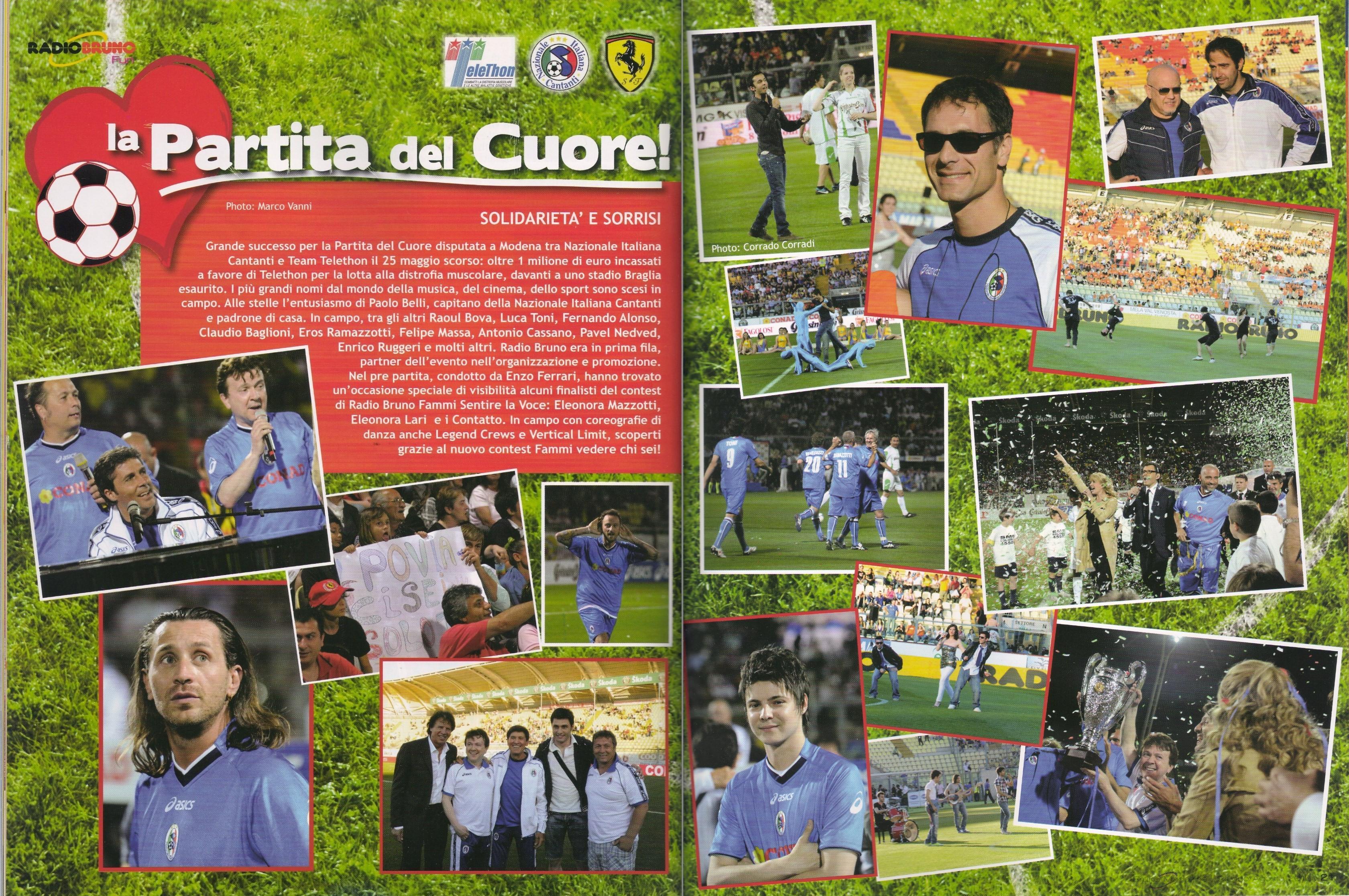 Partitadel cuore_Radio Bruno Magazine 2010