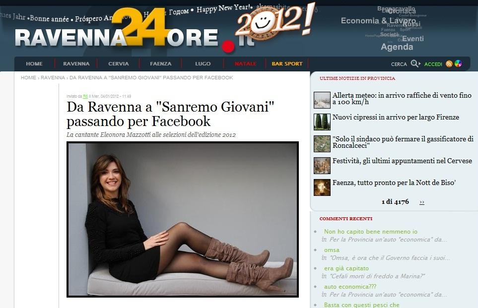 Ravenna24ore, 4-1-2012 1