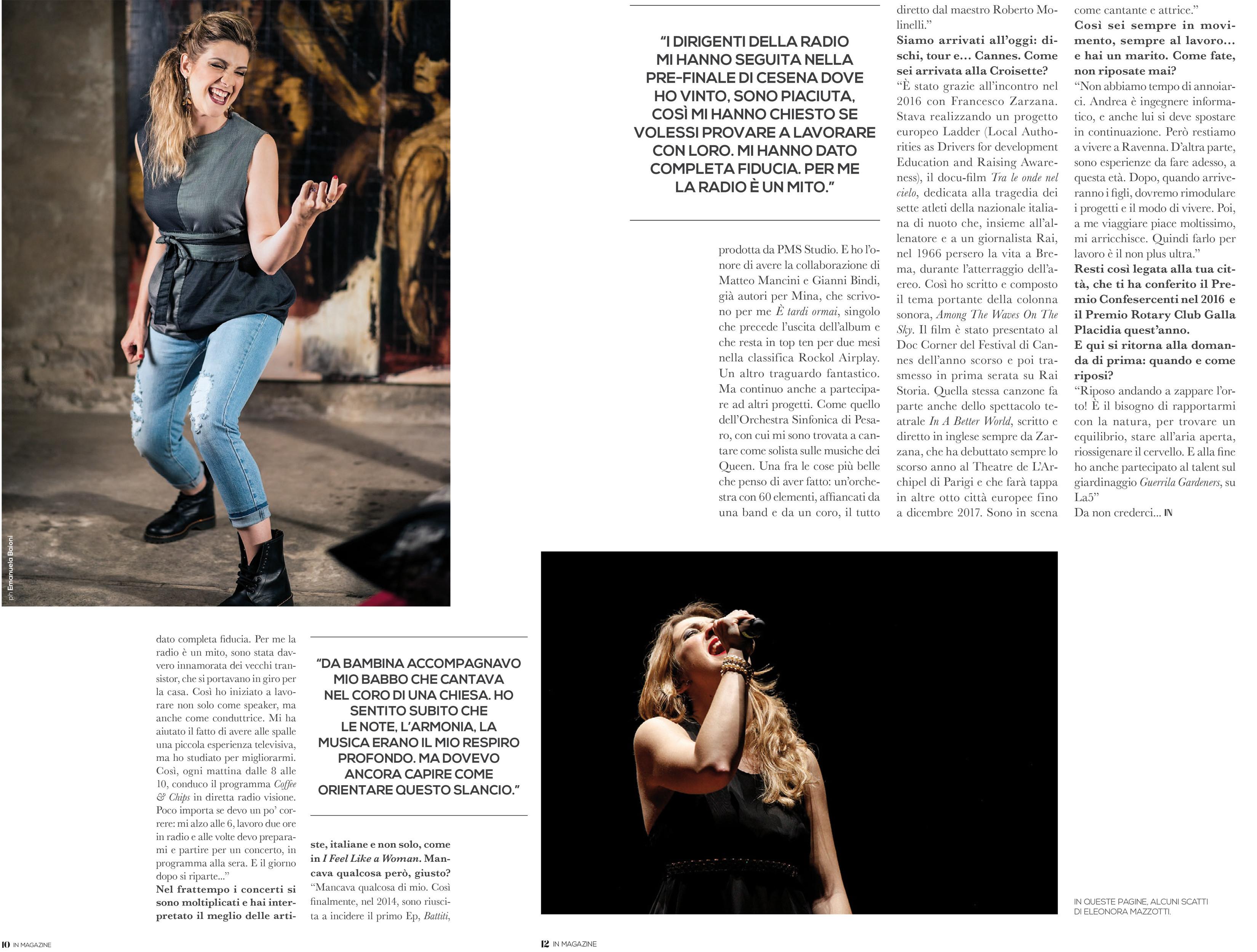 In Magazine , 2017