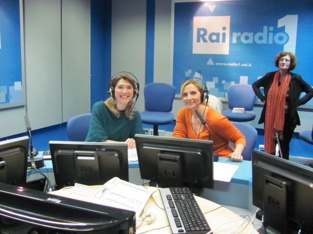 Citofonare Cuccarini, Radio Rai 1
